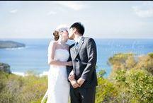 Kang & Ting Ting - Oceanside Wedding