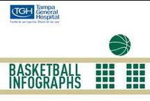 USF Basketball Infographs / 2013-14 Season / by USF Athletics