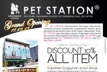 Promo for Grand Opening / Special preparation for grand opening Petstation Pluit