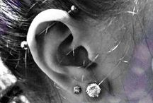 PIERCINGS / Piercings that I have, and piercings that I want! <3