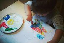 Cre-attività / Qui raccogliamo le creazioni e i lavoretti che realizziamo con i nostri bambini. Craft and creative ideas - Titorial e tanta fantasia