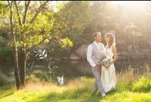 Chris & Kirsty - DIY Country Wedding