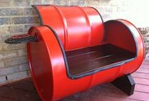 What to do with a steel barrel? / Great ideas to use an old steel barrel