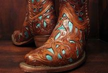 These BOOTS are made for walkin' / by Michelle Chitty