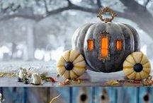 Halloween, Thankgiving et automne