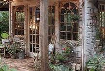 Jardinage et décoration extérieure