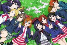 LoveLive/μ's