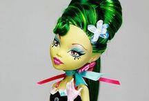 MH custom dolls