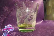 Hand Engraved Glasses / Hand engraved glasses by me :)