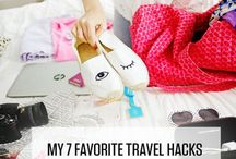 TRAVEL // HACKS