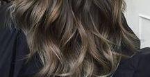 ~ hair colors
