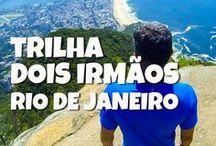 Rio de Janeiro / Quem não ama o Rio de Janeiro ? Compartilhar momentos e experiências é tudo que você precisa para saber aproveitar ao máximo sua visita a essa cidade maravilhosa.