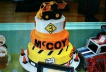 Birthday Party Ideas / by Stephanie McCoy