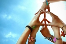 ~ ♥ Love,Peace and the ☮Hippies ♥ ~