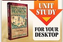 Homeschooling History Curriculum Unit Guides and Resources / Based on the Heroes of History biographies, the Unit Study Curriculum Guides unlock centuries of history, from Christopher Columbus' daring journeys to Alan Shephard's moon voyage. Here is a flexible tool for teaching U.S. history and social studies in any learning environment.