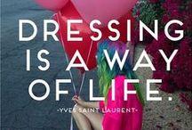 Fashion File / I'd Love to!