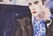 Elizabeth Peyton / by Angelique Krosse
