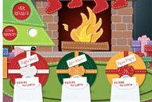 Navidades Roomberas / Este año nos hemos propuesto que en ninguna casa falte a los pies del árbol de Navidad una Roomba. ¿Te animas?