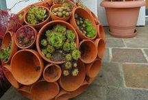 garden art inspitarion