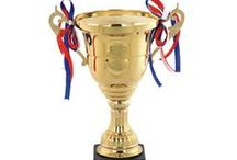 Awards & Trophies / We are the manufacturers of all kinds of Awards, Trophies, Medals & Plaques. Specialized in Crystal made products.