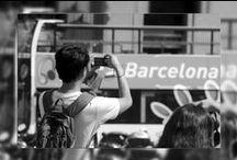 Barcelona Blanco y Negro
