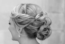 Updo Inspiration / Beautiful updos for every occasion