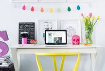 || SPACES || / Home office styling, design and products...