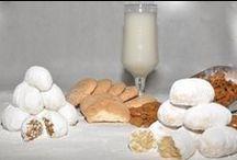 Η παράδοση της Άνδρου δια χειρός Καλλιβρούση / tradional sweets of Andros Cyclades, Greece