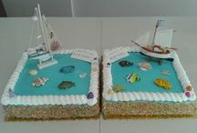 Τούρτες δια χειρός Καλλιβρούση /  Torte / τούρτες για τις εκδηλώσεις σας