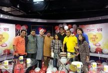 Friendship Day Event on 24  Ghanta Bangla News Channel / Presto Sponsored Friendship Day Event on 24 Ghanta Bangla News Channel....