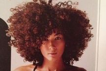 Afros / We love our Afro Americans. Let your hair grow free and check out how to style your afro!  http://www.ctckmagazine.com