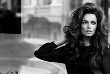 Big, Beautiful Hair / We love big, voluminous hair!
