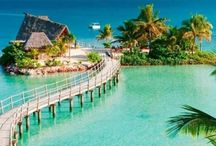 Dream Vacations / Dream places all over the world for every season