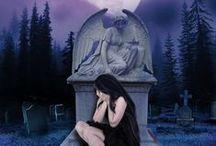 Mes photomanips / Quelques unes de mes photo-manipulation. Plus sur mon compte DeviantArt : http://angel-of-shadows30.deviantart.com