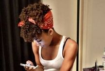 Updo's / Fabulous ways to style curly hair! Updo's are the way to go. Check out some of our favorite styles.  http://www.ctckmagazine.com