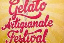 Gelato Artigianale Festival / Festival del gelato artigianale italiano Agugliano - Marche