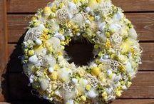 Easter wreath / Wianek wielkanocny