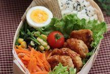 Bento / Lunch inspiration