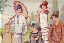 Vintage dress design