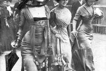 Victorian /Edwardian fashion