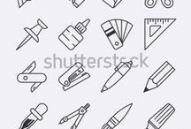 Vector icons / Vector icons