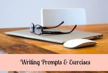 Writing Prompts & Exercises / Get your creative juices flowing with these writing exercises and challenges that will strengthen your creative muscles, spark new ideas, and get you into the habit of writing!