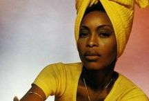 Head Wraps Inspiration / Ideas and inspiration for head wraps.