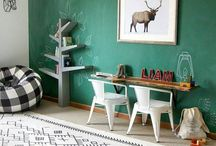 Inspiring Children's Room / Here you can check all beautiful ideas for making/transforming the children's room into an amazing playground or super cozy place to be!