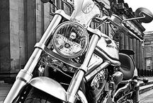 Bikes! My passion!! / Four wheels moves the body. Two wheels moves the soul!