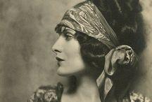Vintage dames