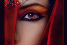 Beyond the veil ...