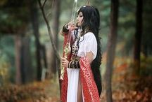 Costumes / Fantasy and cosplay