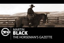 The Horseman's Gazette / Made for the student of horsemanship, the acclaimed quarterly dvd magazine. Produced by Eclectic Horseman Communications, Inc. Call toll free 1-866-773-3537
