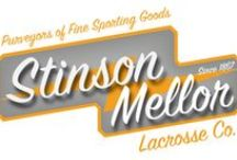 World Renowned Stinson Mellor Lacrosse / Stinson Mellor Lacrosse Company produces custom strung heads for men and women at all skill levels